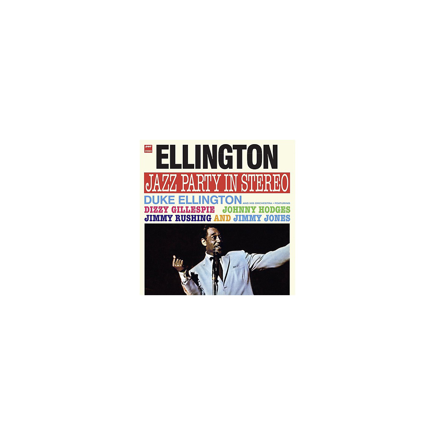 Alliance Duke Ellington - Jazz Party in Stereo thumbnail