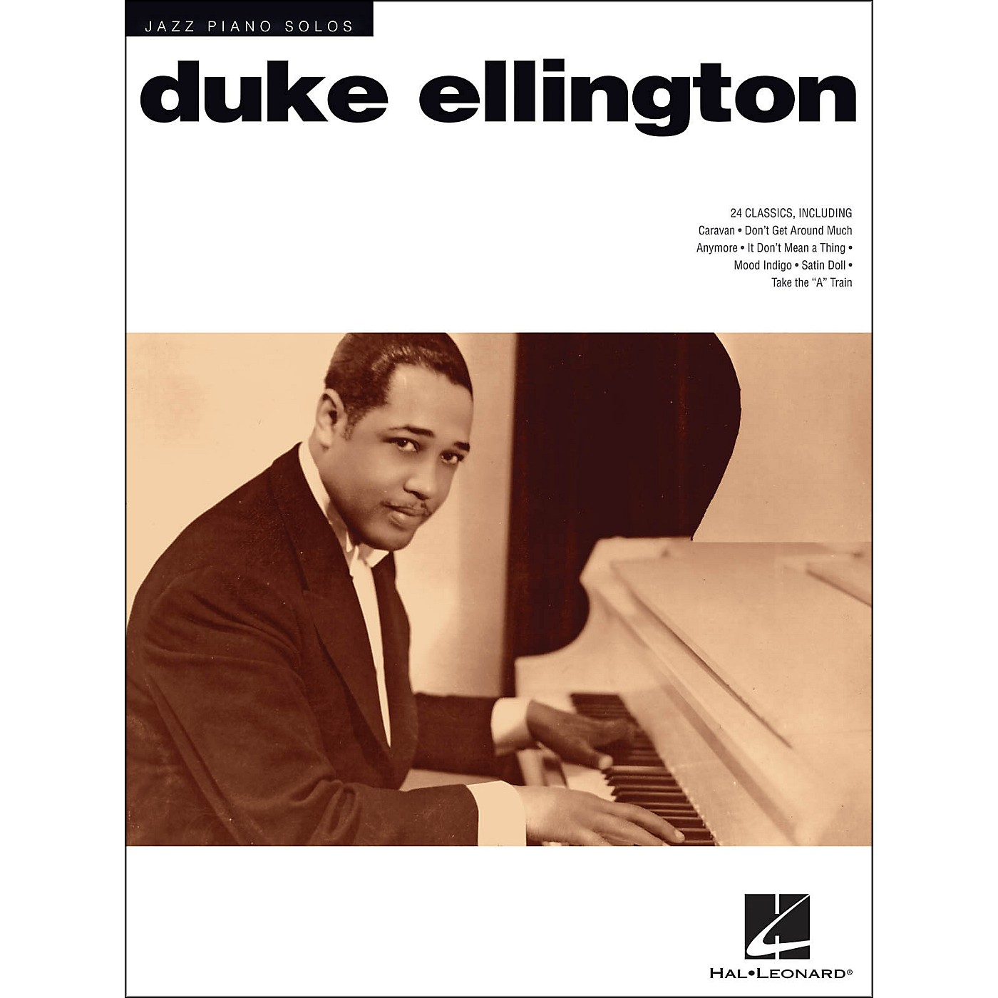 Hal Leonard Duke Ellington - Jazz Piano Solos Series Volume 9 thumbnail