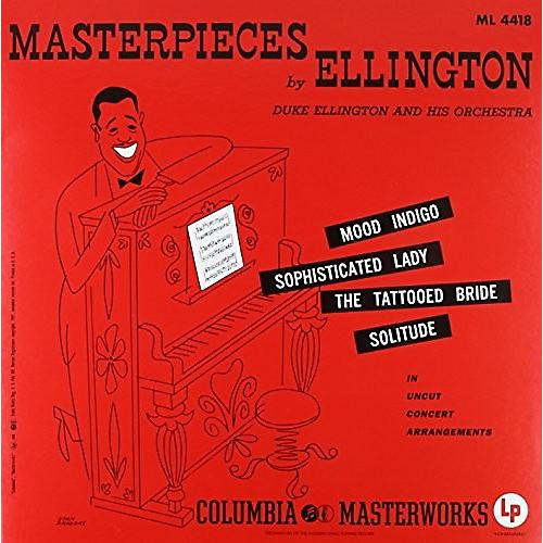Alliance Duke Ellington - Masterpieces By Ellington thumbnail