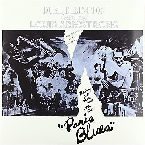 Alliance Duke Ellington - Paris Blues (Grey Vinyl) thumbnail
