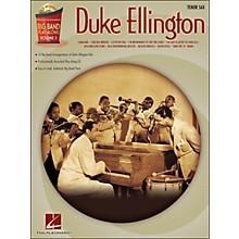 Hal Leonard Duke Ellington Big Band Play-Along Vol. 3 Tenor Sax