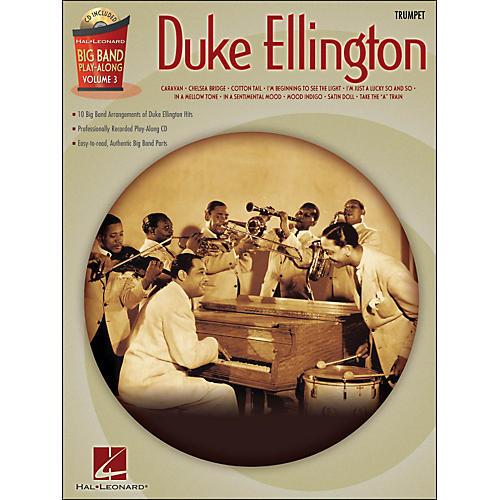 Hal Leonard Duke Ellington Big Band Play-Along Vol. 3 Trumpet-thumbnail