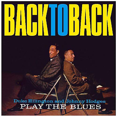 Alliance Duke Ellington & Johnny Hodges - Back to Back thumbnail