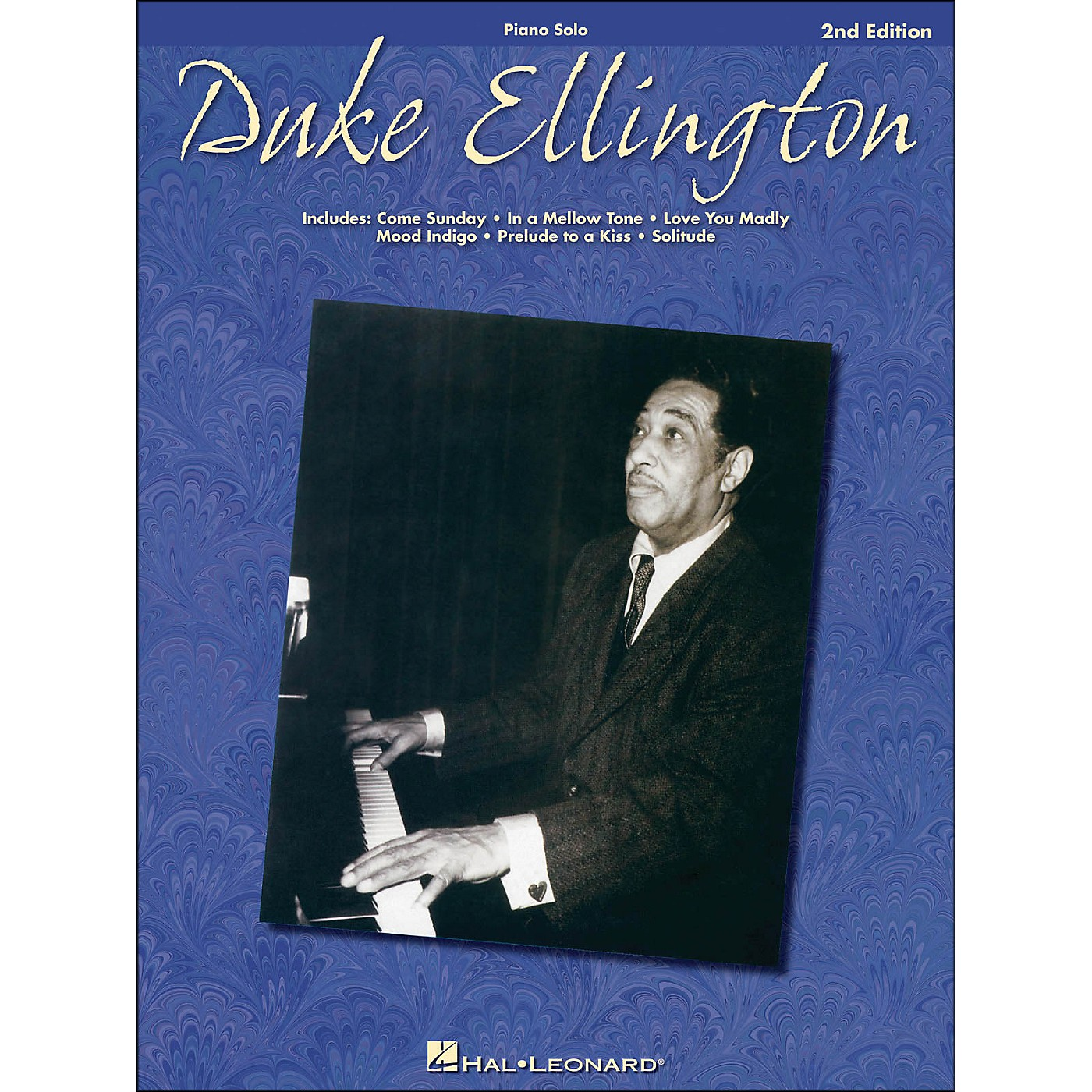 Hal Leonard Duke Ellington Piano Solos 2nd Edition thumbnail