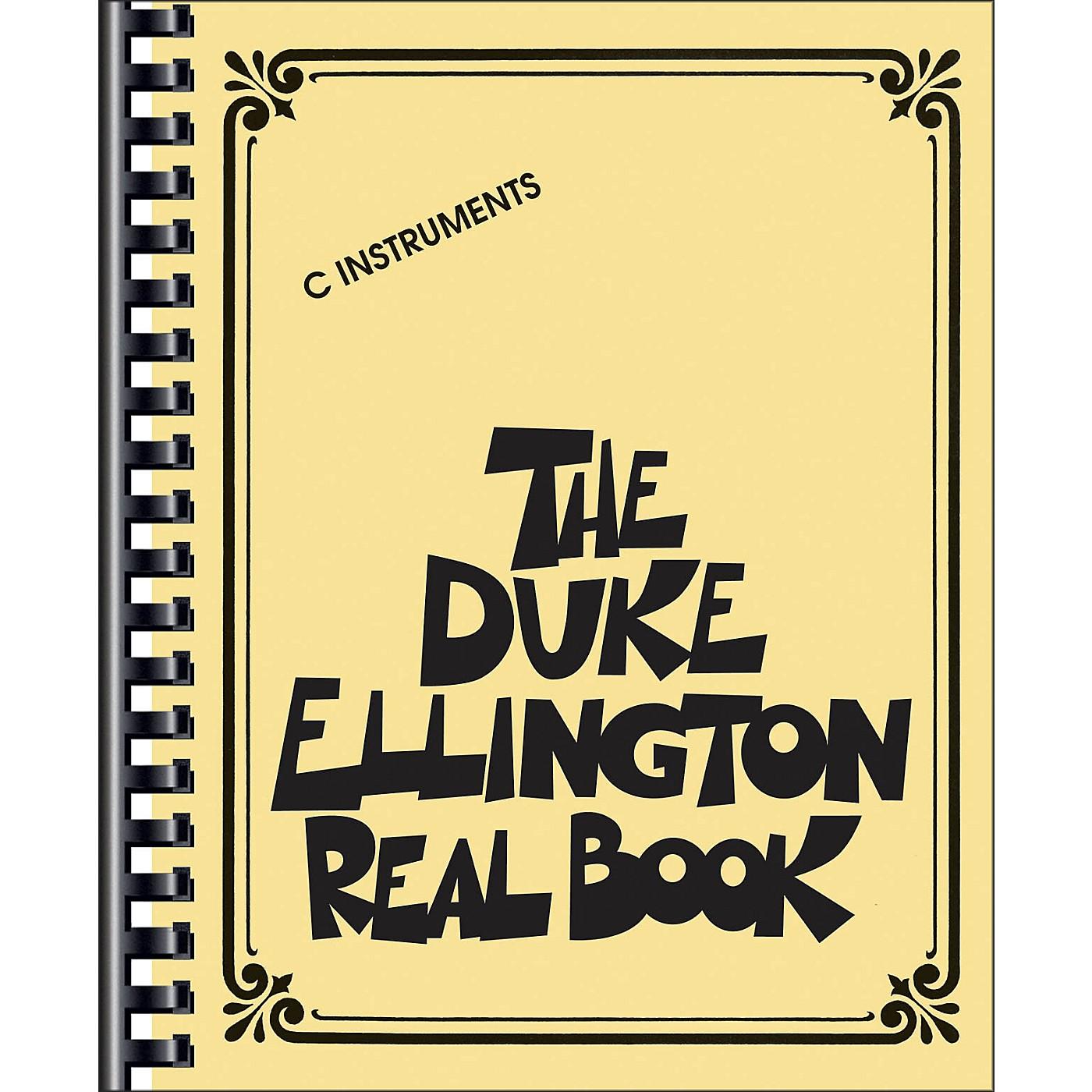 Hal Leonard Duke Ellington Real Book thumbnail