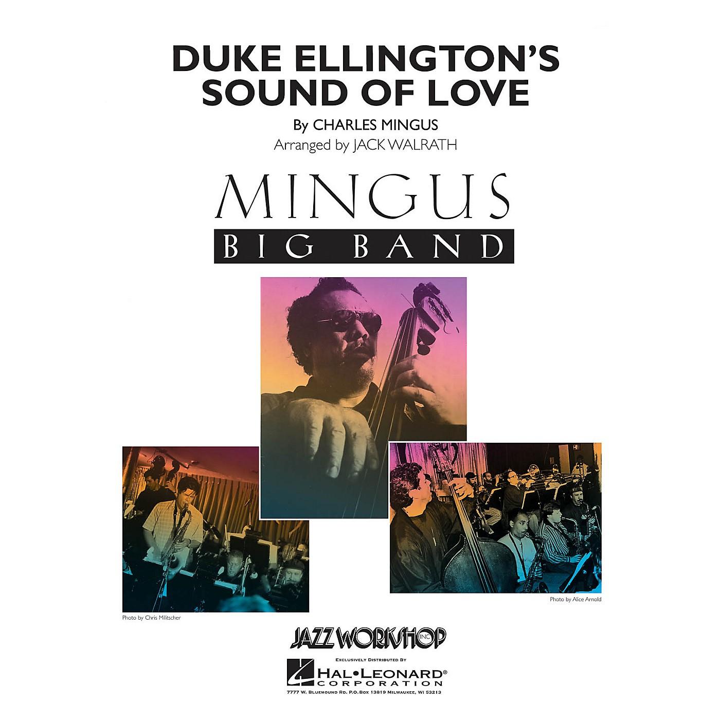 Hal Leonard Duke Ellington's Sound of Love Jazz Band Level 5 Arranged by Jack Walrath thumbnail