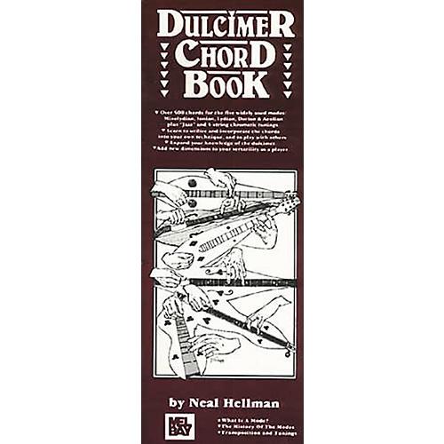 Mel Bay Dulcimer Chord Book thumbnail
