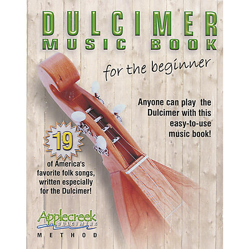 Apple Creek Dulcimer Music Book for the Beginner Book-thumbnail