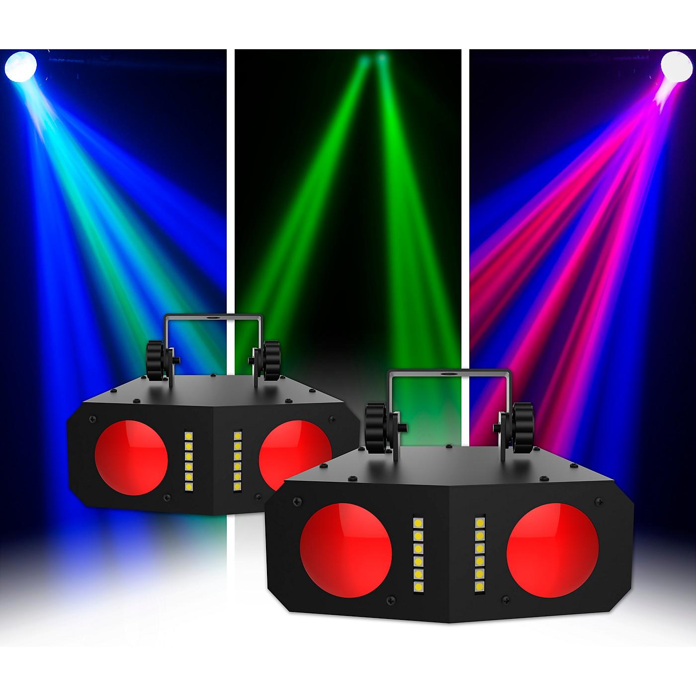 CHAUVET DJ Duo Moon LED Effect Light 2 Pack thumbnail