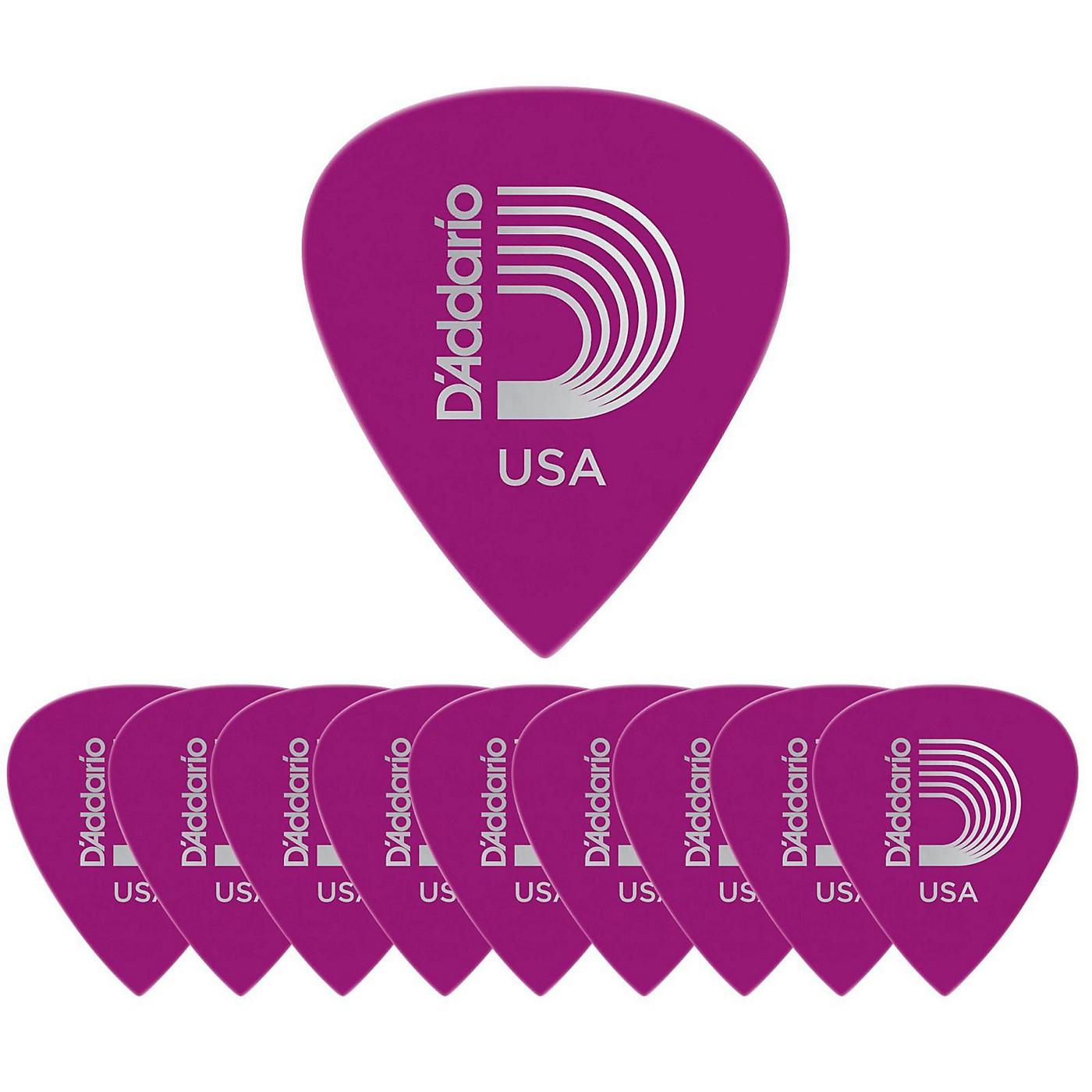 D'Addario Planet Waves Duralin Precision Heavy Guitar Picks thumbnail