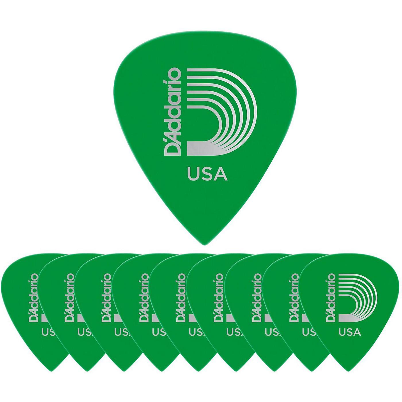 D'Addario Planet Waves Duralin Precision Medium Guitar Picks thumbnail