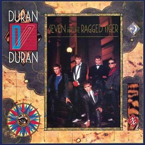 Alliance Duran Duran - Seven & the Ragged Tiger thumbnail