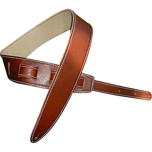 El Dorado Durango Suave Leather Strap Cognac/Tan thumbnail