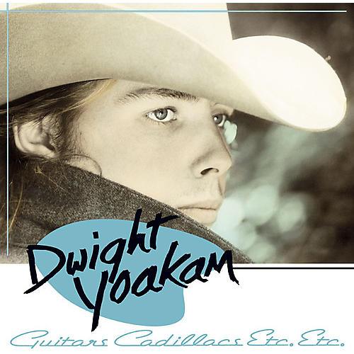 Alliance Dwight Yoakam - Guitars, Cadillacs, Etc. Etc. thumbnail
