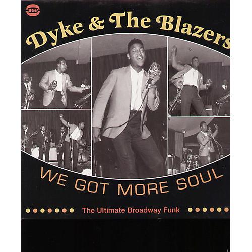 Alliance Dyke & the Blazers - We Got More Soul thumbnail