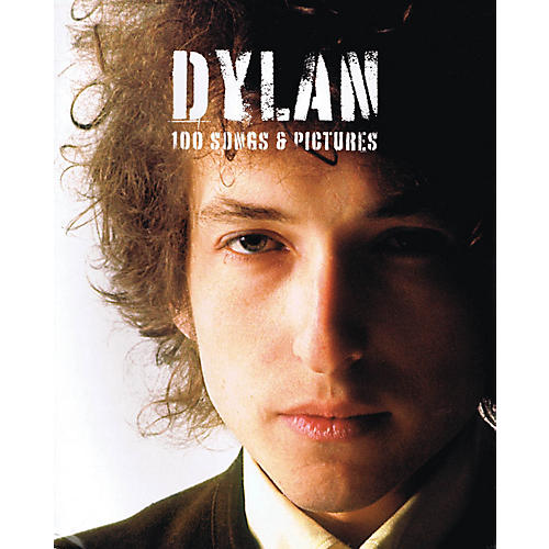 Omnibus Dylan - 100 Songs & Pictures Omnibus Press Series Softcover Performed by Bob Dylan thumbnail