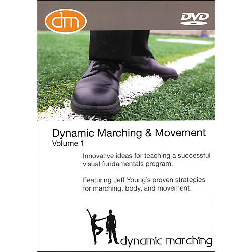 Hal Leonard Dynamic Marching And Movement: Volume 1 (DVD) thumbnail