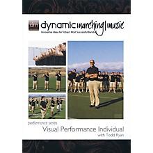 Hal Leonard Dynamic Marching Music - Visual Performance Individual Marching Band DVD