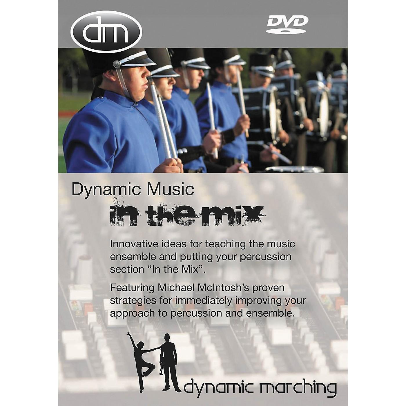 Hal Leonard Dynamic Music: In The Mix (DVD) thumbnail