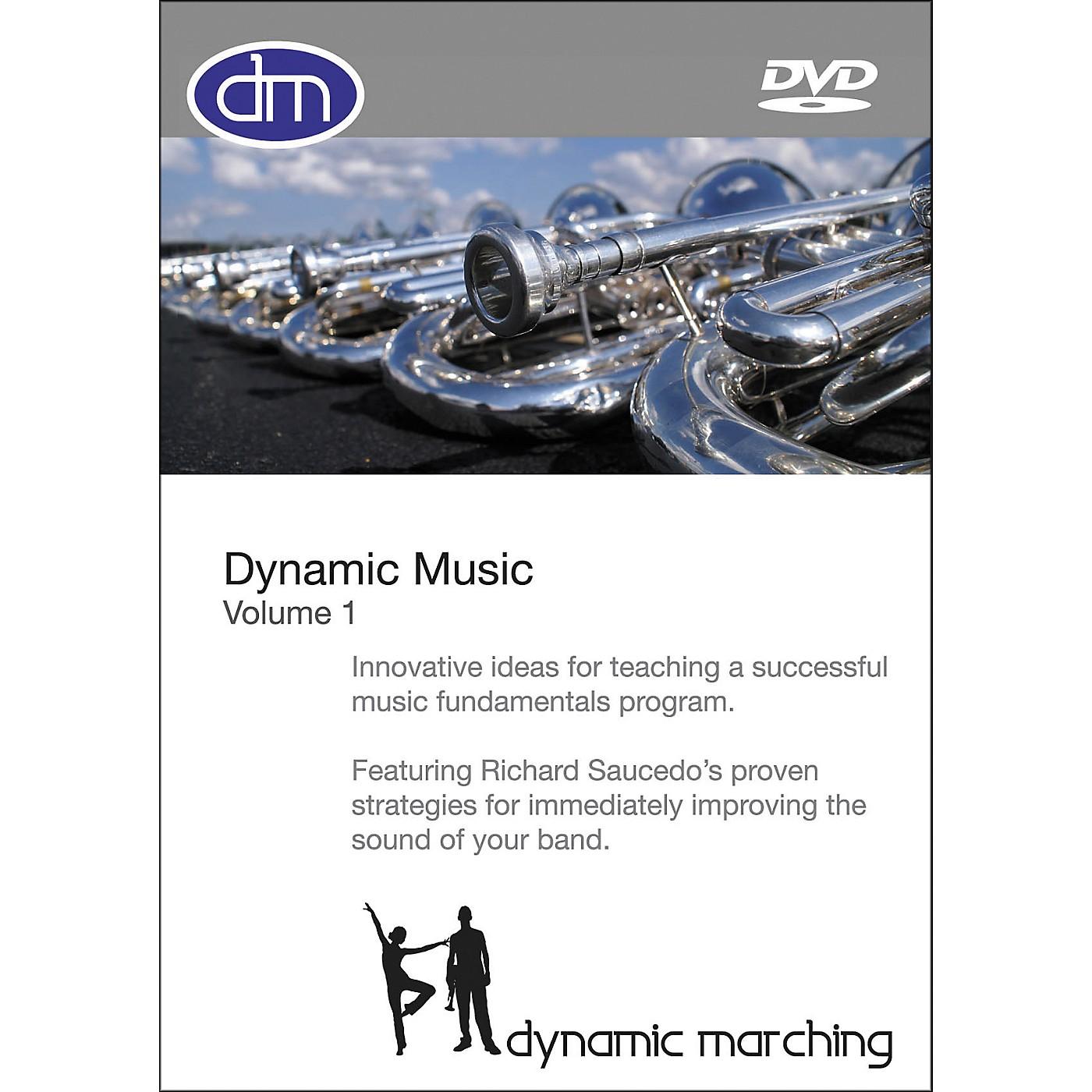 Hal Leonard Dynamic Music: Volume 1 (DVD) thumbnail