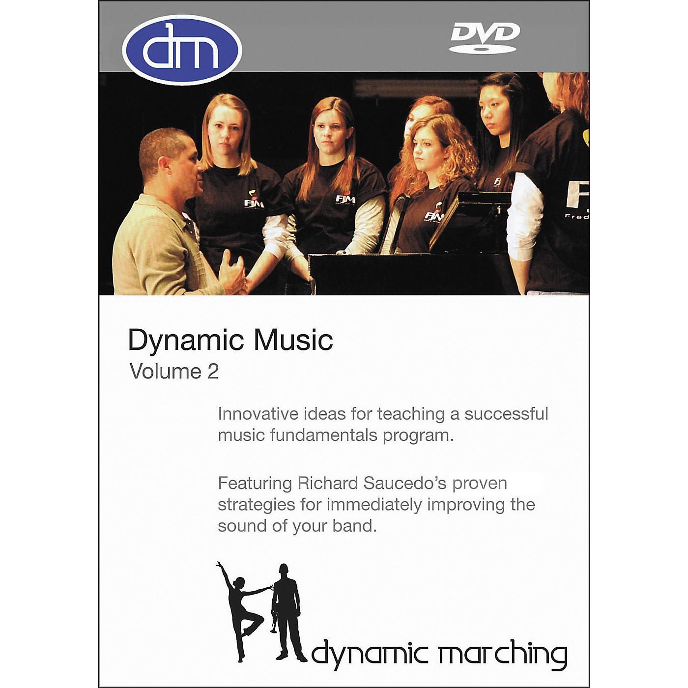 Hal Leonard Dynamic Music: Volume 2 (DVD) thumbnail