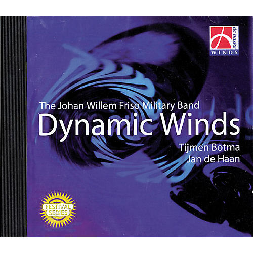 De Haske Music Dynamic Winds (CD) Concert Band thumbnail