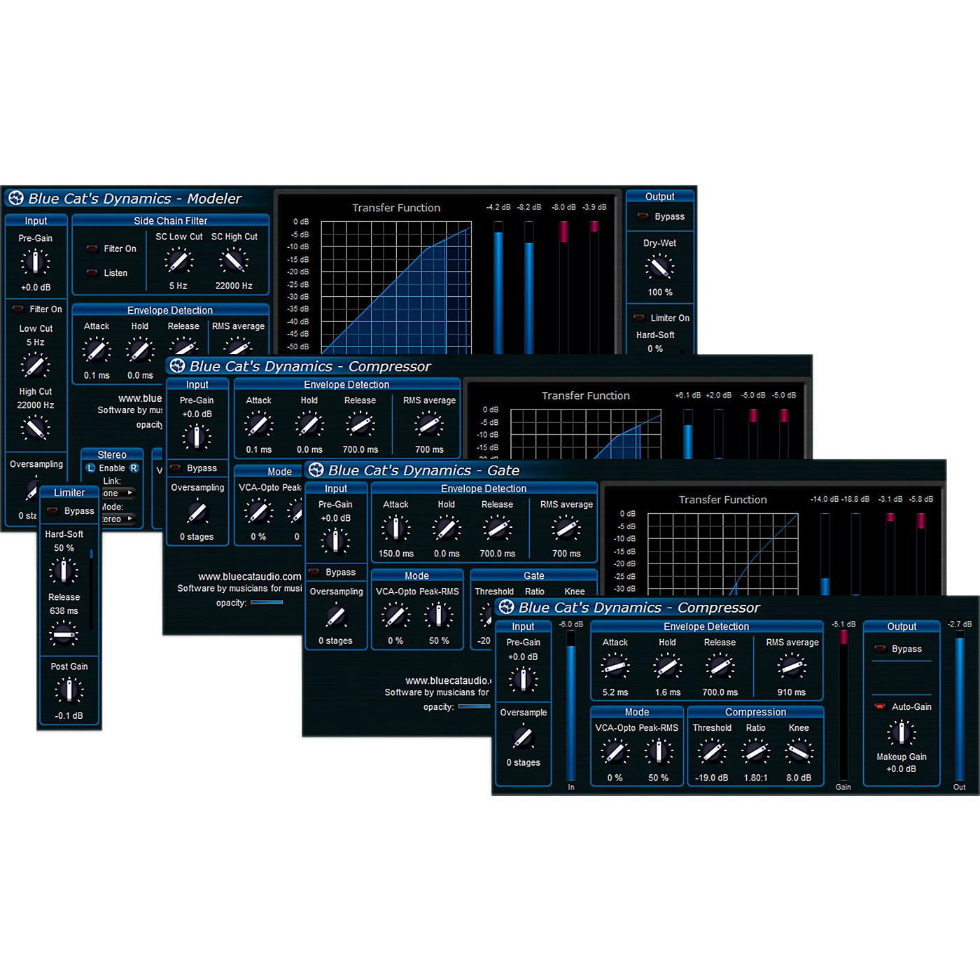 Blue Cat Audio Dynamics All-In-One Processor thumbnail