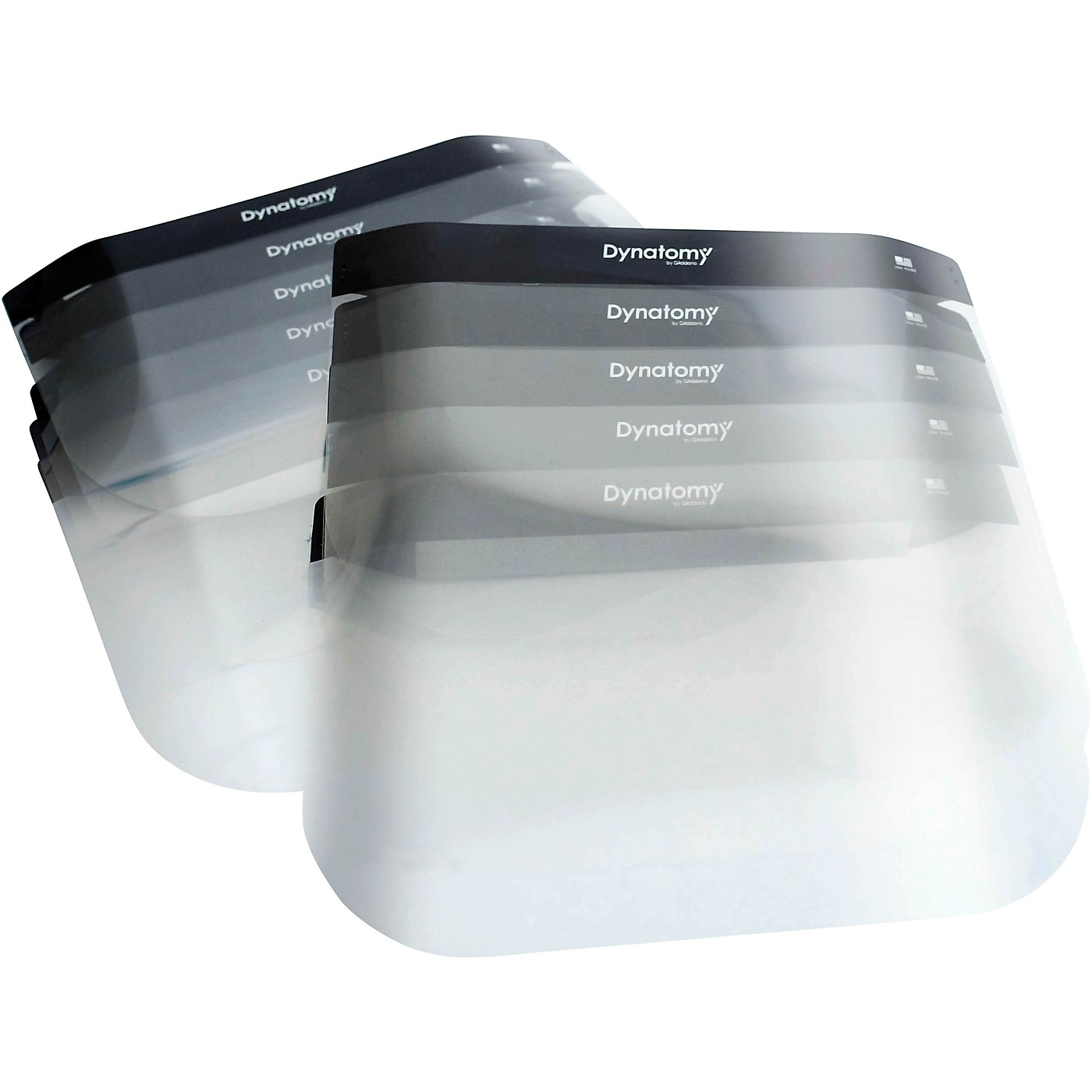 D'Addario Dynatomy Face Shield, Pack of 10 thumbnail