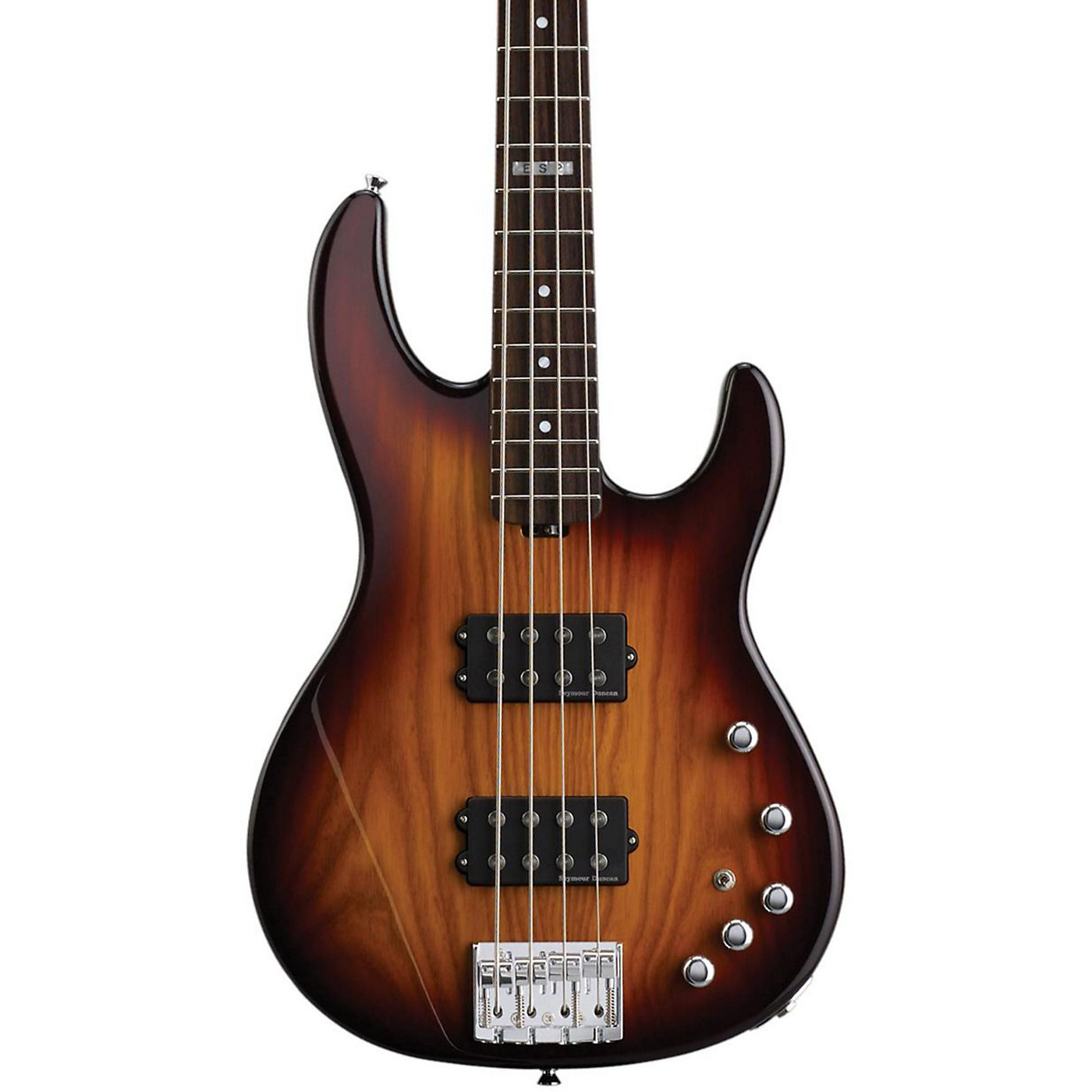 ESP E-II AP-4 Electric Bass Guitar thumbnail