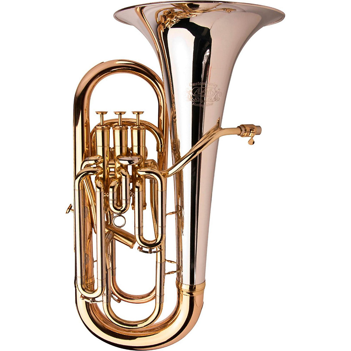 Adams E1 Selected Series Sterling Bell Compensating Euphonium thumbnail