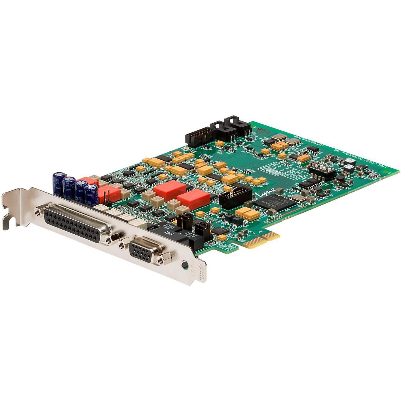 Lynx E44 4 Channel PCI Express Card thumbnail