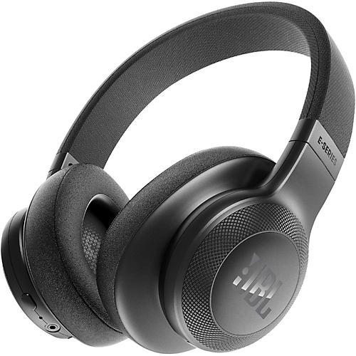 JBL E55BT Over-Ear Wireless Headphones thumbnail