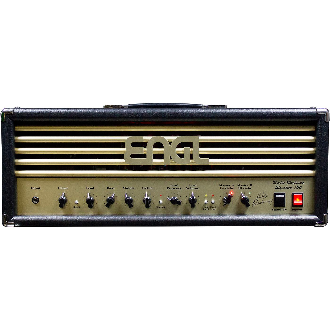 Engl E650 V2 Ritchie Blackmore Signature Tube Guitar Amp Head thumbnail
