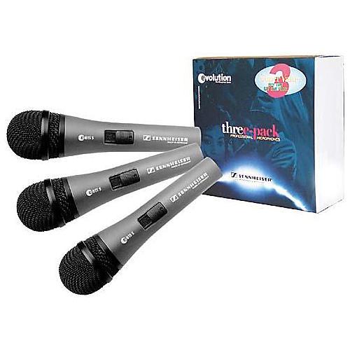 Sennheiser E815S Microphone 3-Pack thumbnail