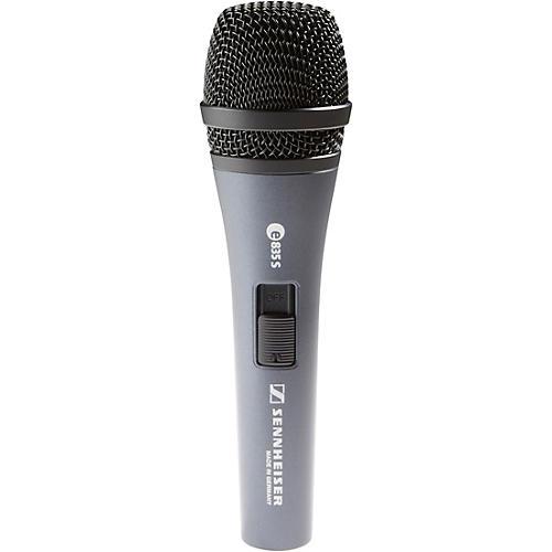 Sennheiser E835S Performance Vocal Microphone thumbnail