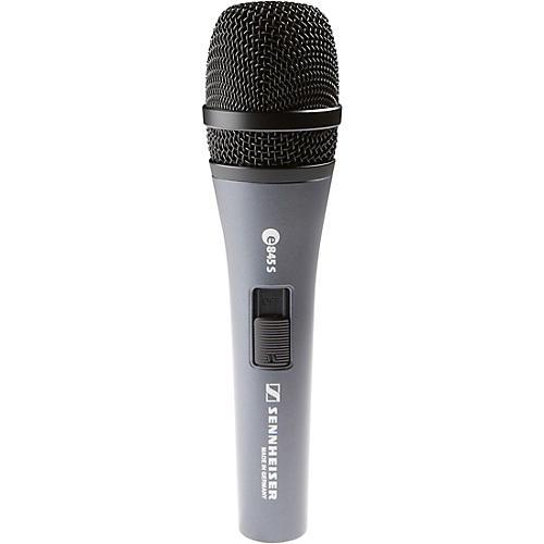 Sennheiser E845S Pro Performance Vocal Microphone thumbnail