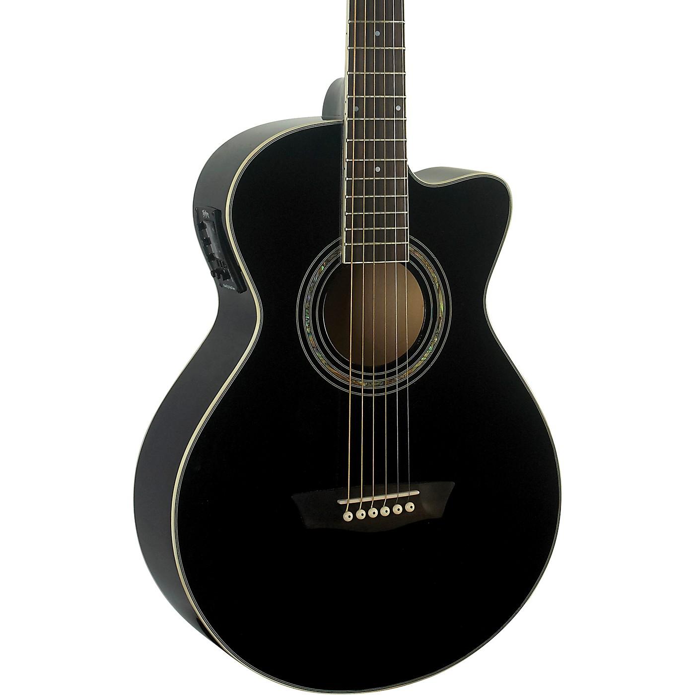 Washburn EA12B-A Festival Acoustic-Electric Guitar thumbnail