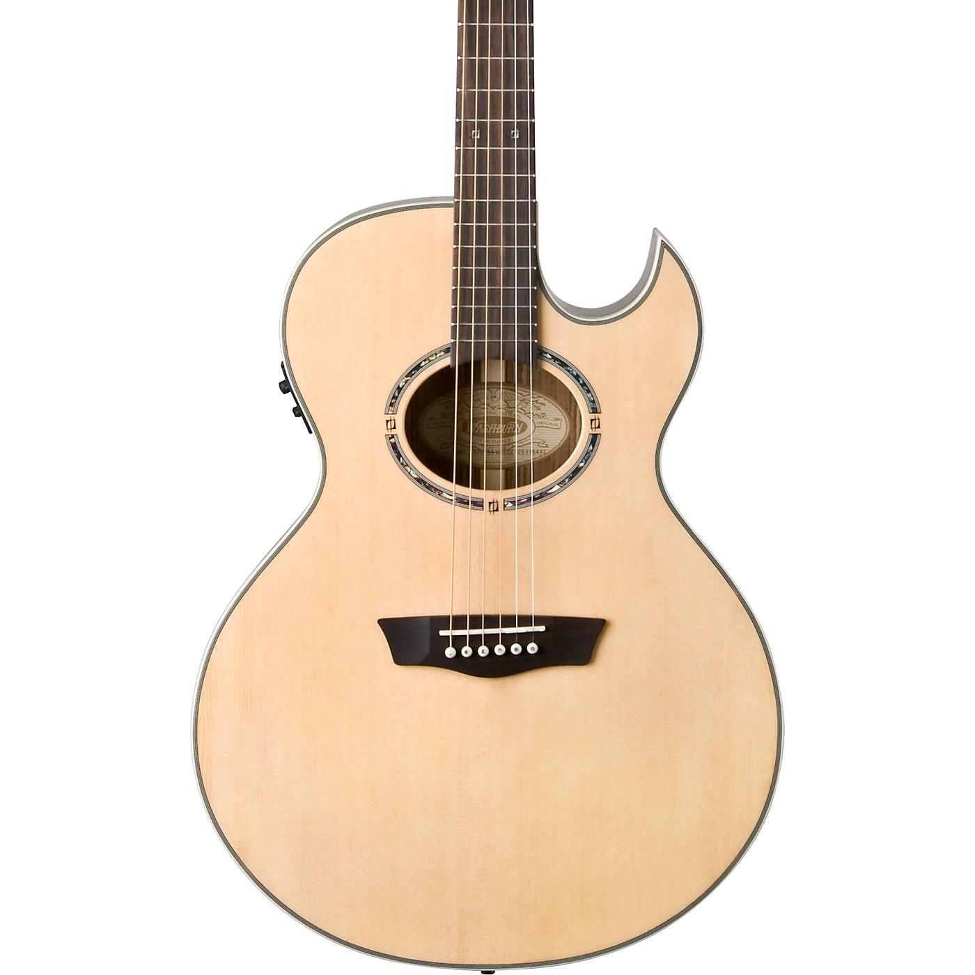 Washburn EA20SNB Nuno Bettencourt Acoustic-Electric Guitar thumbnail