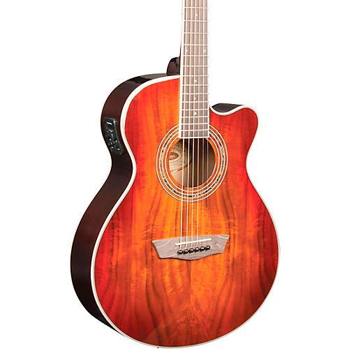 Washburn EA55G-A Festival Acoustic-Electric Guitar thumbnail