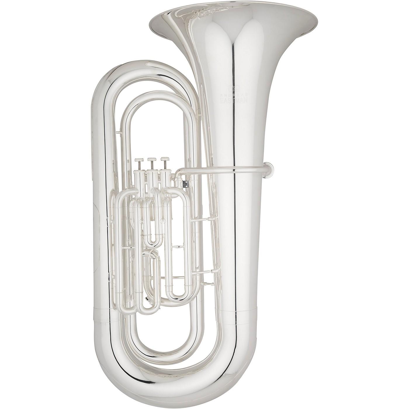 Eastman EBB331M Series 3-Valve Convertible 4/4 BBb Marching Tuba thumbnail