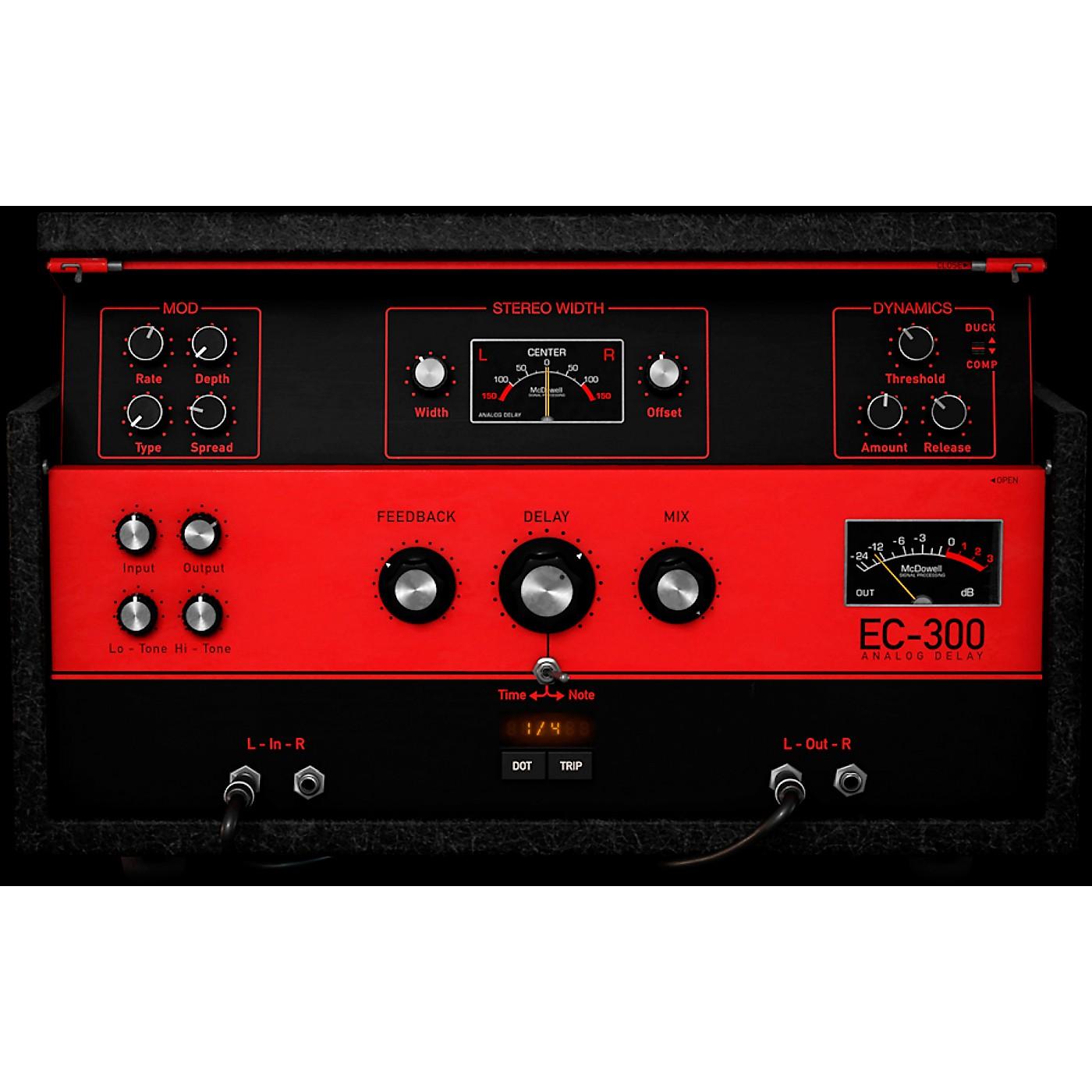 McDSP EC-300 Echo Collection HD v6 thumbnail