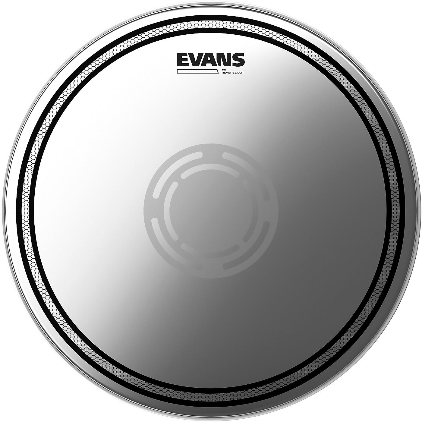Evans EC Reverse Dot Coated Snare Batter Head thumbnail