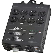 Eliminator Lighting EC16 4-Channel On/Off Lighting Switcher
