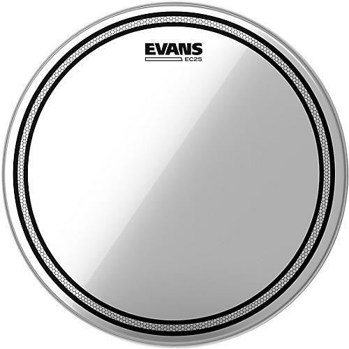 Evans EC2 SST Clear Batter Drumhead thumbnail