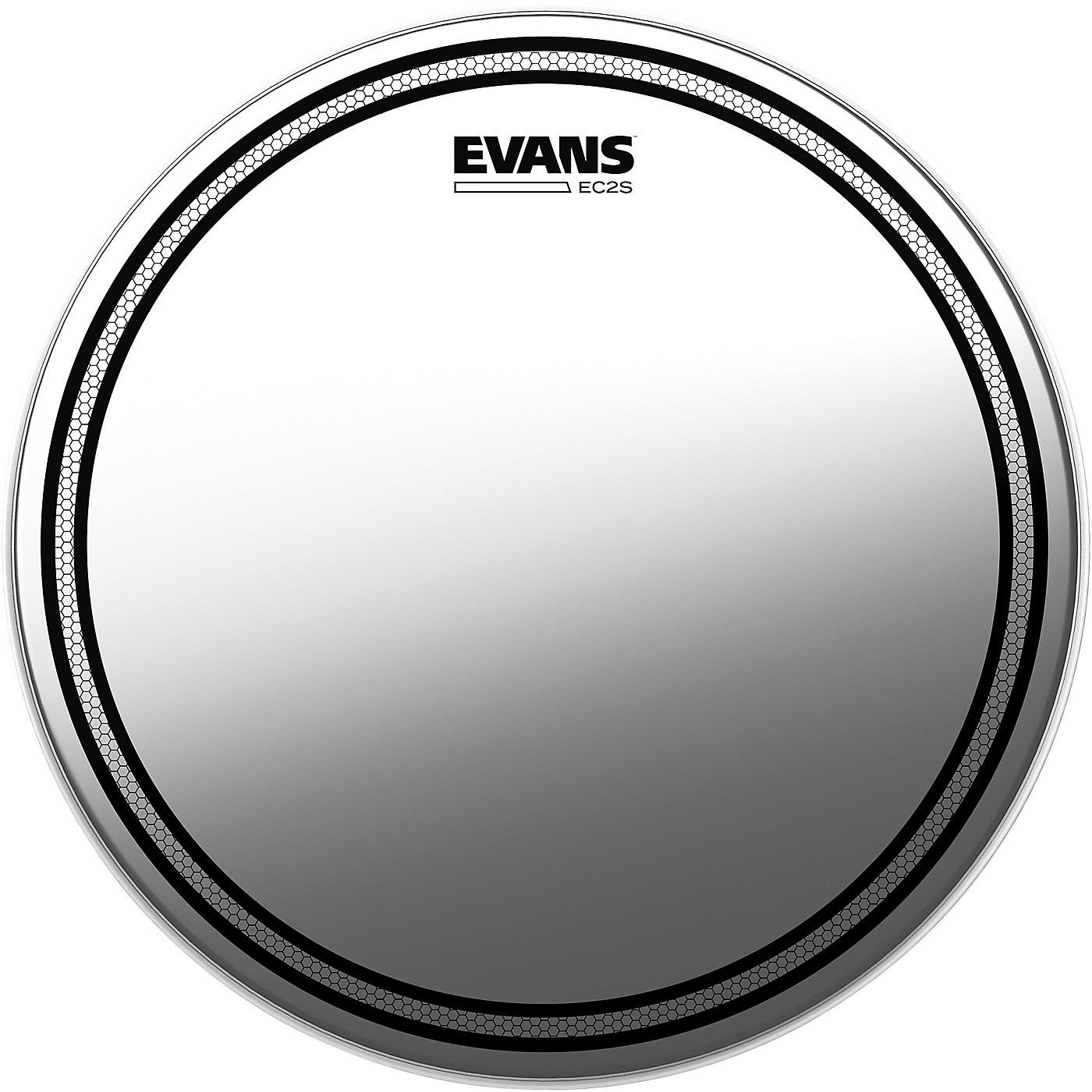 Evans EC2S Frosted Drumhead thumbnail