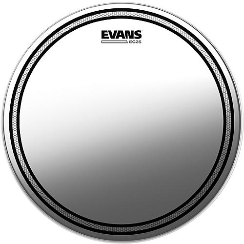 Evans EC2S Frosted Drumhead-thumbnail