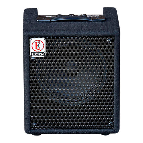 Eden EC8 20W 1x8 Solid State Bass Combo Amp thumbnail