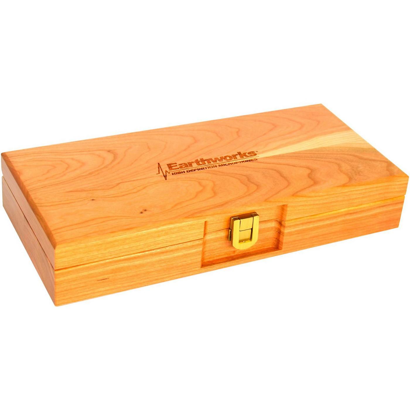 Earthworks ECB1 Cherry Wood Mic Box thumbnail