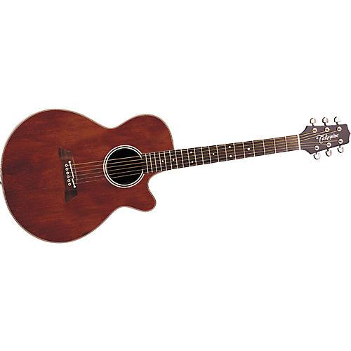 Takamine EF261SAN Acoustic Guitar thumbnail