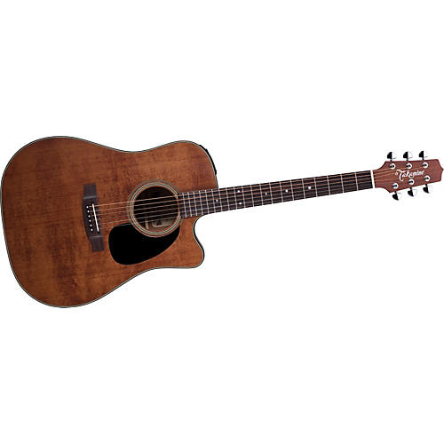 Takamine EF340SCGN Dreadnought Antique Acoustic-Electric Guitar thumbnail